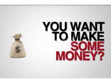 EARN MONEY WITH US