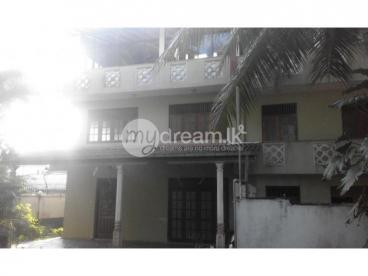 luxuary house and valuable land for sale Homagama