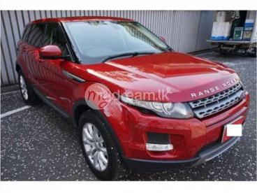2014 Land Rover RangeRover Evoque For sale