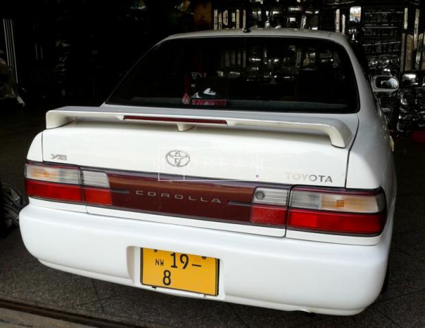 Ikmanlk Car Toyota Corolla