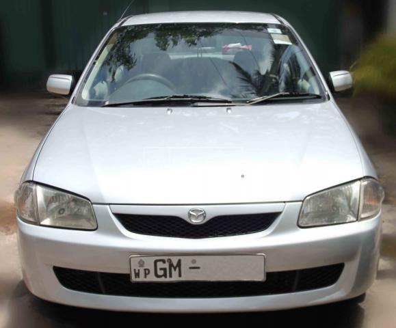 Cars Suvs Mazda Familia Bj3p 1998 Kandana Mydream Lk