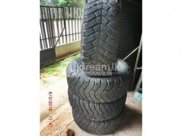 4 Yokohama tyres For sale,