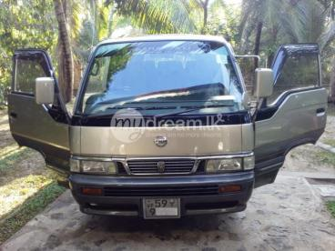 Nissan Caravan 1997 Registered (Used) Van