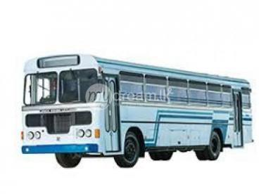 Staff Transport Service -  Maharagama to Kollupitiya