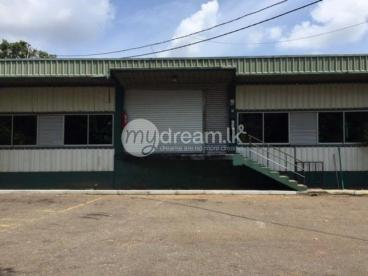 Spacious Land with 3 Buildings for Sale