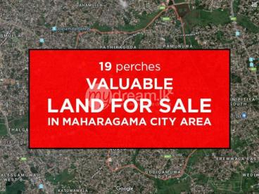 19P land for sale in Maharahama City Area