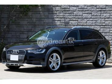 2014 Audi A6 ALLROAD QUATTRO For sale