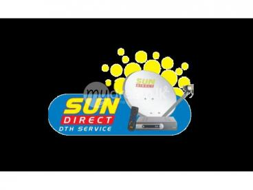 Sun Direct DTH Recharge Available