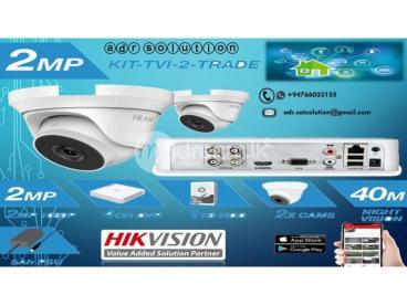 Hik Vision 4 Channel CCTV System