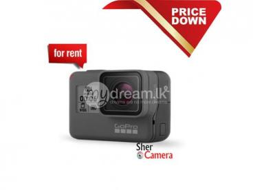 GoPro Action Cameras for Rent