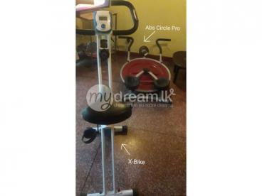 Exercise machines 02