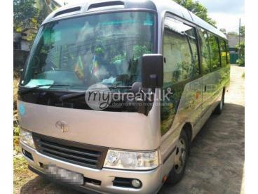 A/C Staff transport service