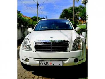 REXTON 2008 for sale