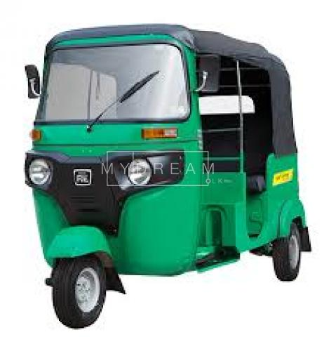 Three Wheelers Bajaj Brand New Three Wheler Ratmalana
