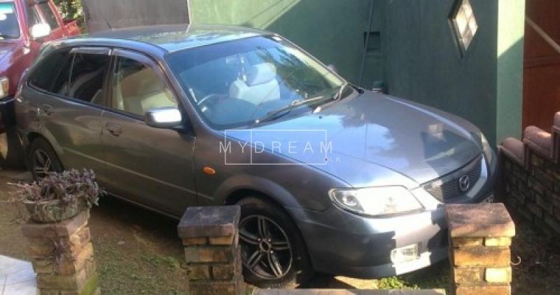 Cars Suvs Mazda Familia 2003 Kottawa Mydream Lk