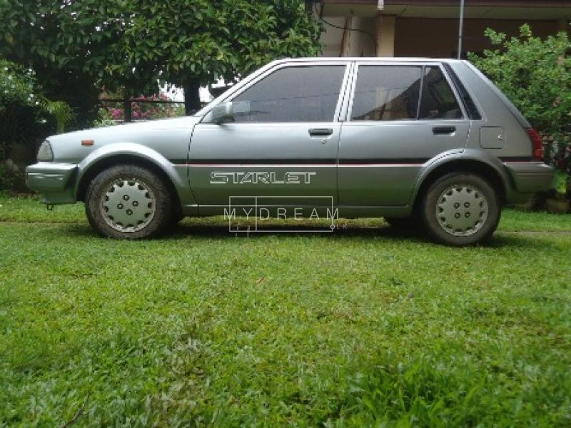 Toyota Starlet for sale