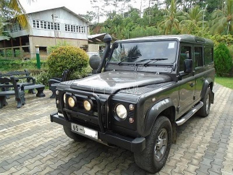 Cars Amp Suvs Land Rover Defender Td5 Colombo Mydream Lk