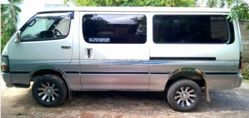 Vans & Buses Dolphin Hiace LH 113 (Long Model) Negombo