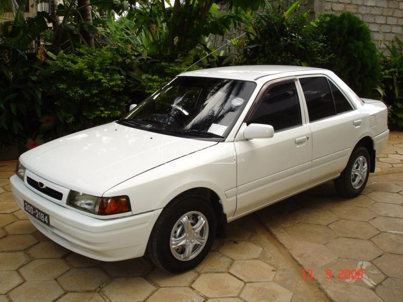 Cars Suvs Mazda Bg3p 323 Familia 1992 Kandy Mydream Lk