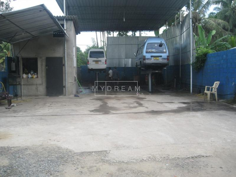 Office Commercial Space Service Station For Sale In