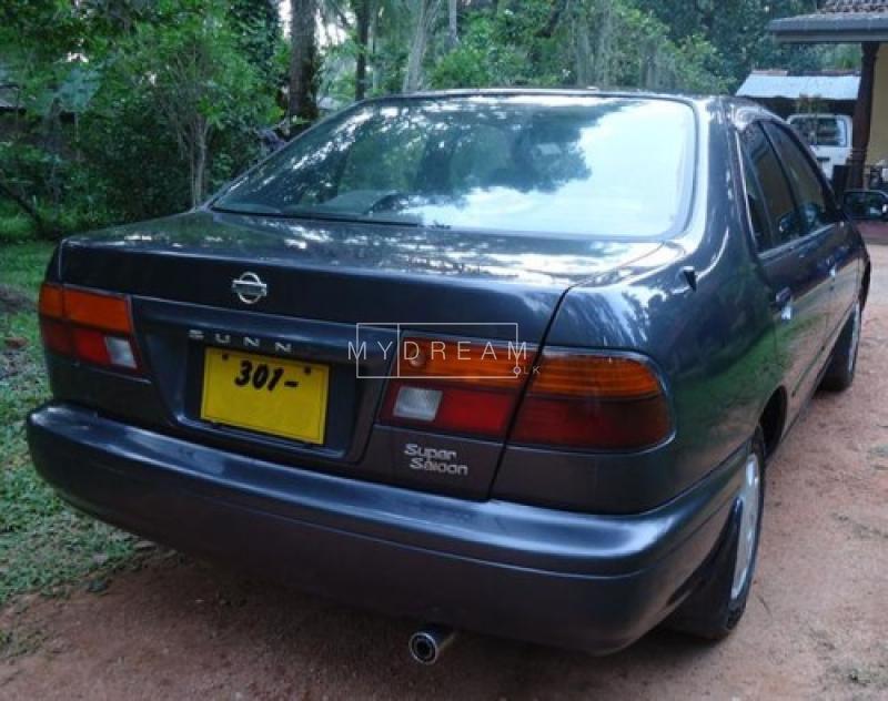 Cars & SUVs Nissan FB14 SUPER SALOON 1996 Matara Mydream.lk