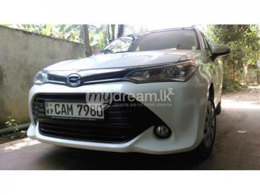 Axio hybrid 2015 car