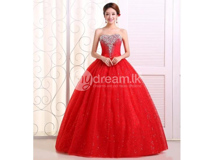 Imported Wedding Going Away Dresses Frocks For