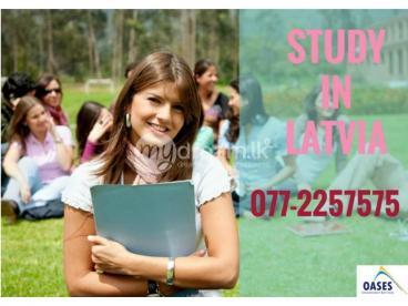 STUDY & WORK IN LATVIA