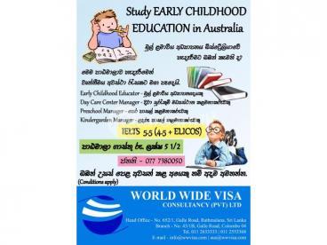Australian Student Visa