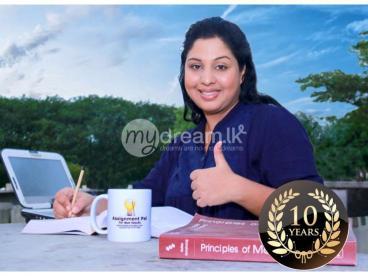 Assignment Writers Sri Lanka