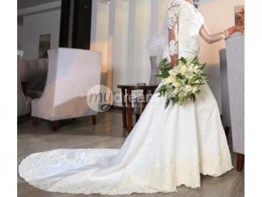Wedding frock