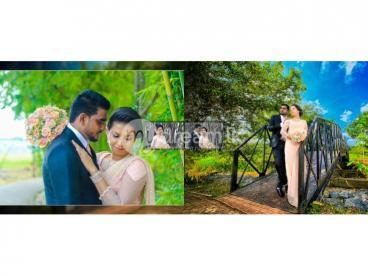 Wedding Photography & Album Creation