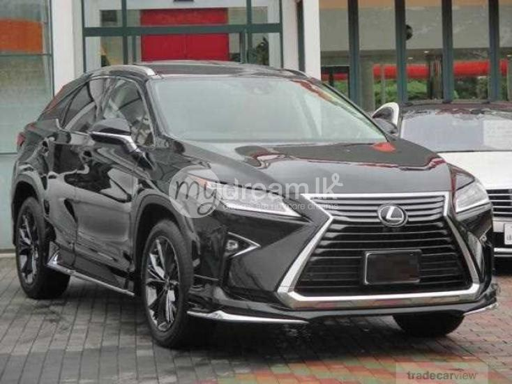 Cars Suvs 2017 Lexus Rx Rx200t For Sale Bandagiriya Colony Mydream Lk