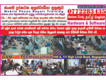 Mobile Phone Repairing Course in Sri Lanka