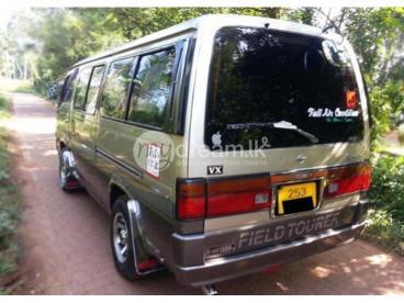 STAFF SERVICE (A/C)-Wadduwa To Colombo
