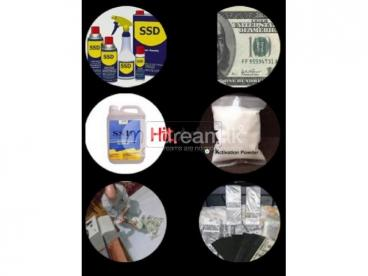 BEST SUPPLIER OF SSD CHEMICAL SOLUTION +27780171131  FOR CLEANING BLACK MONEY IN NORTH WEST