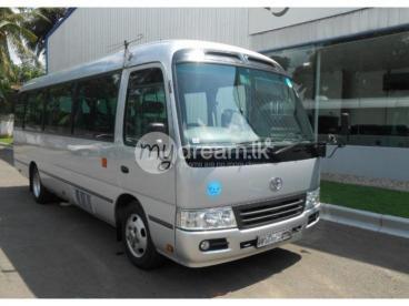 Staff Service / Kalutara - Colombo (A/C Bus)
