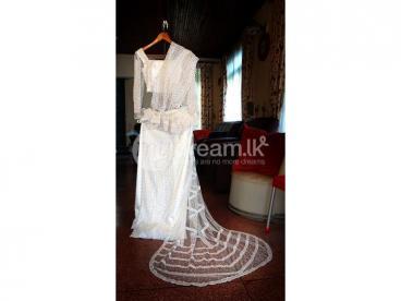 Bridal dress  Brand New 3 piece made up sets