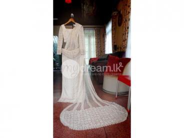 BRAND NEW Bridal Saree   3 piece made-up
