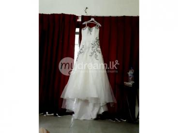 Bride's Frock