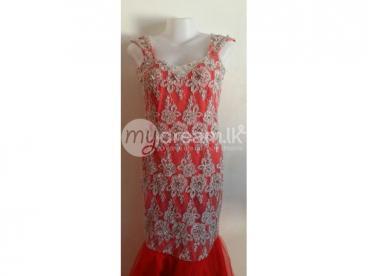 Bridal frock / homecoming dress