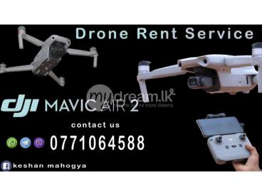 Drone rent services