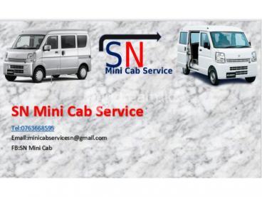 SN Mini Cab Service