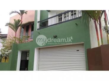 Two Story House For Rent at Battaramulla