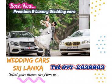 Wedding cars Sri lanka