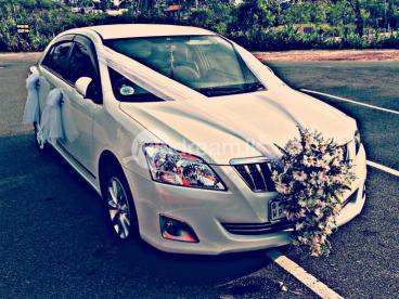 Wedding Car Rent Service ( Toyota Premio )