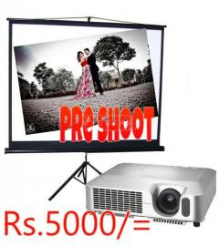 projecter for rent